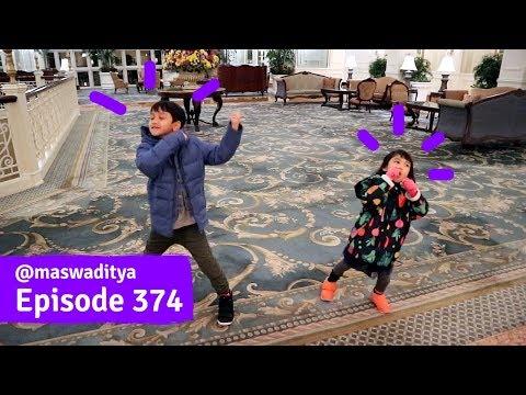 Review Disneyland Hotel HongKong, Seperti Rumah Nenek!