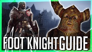 Foot Knight LEGEND Guide & Builds (Vermintide 2)