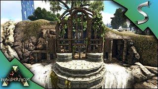 EXPLORING THE RAGNAROK TEMPLE! - Ark: RAGNAROK [DLC Gameplay E57]