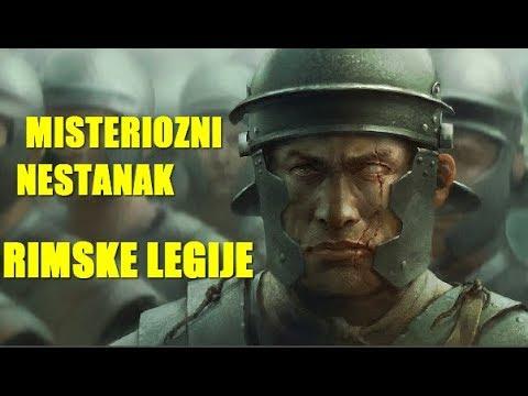 Misteriozni Nestanak 9-e Rimske Legije
