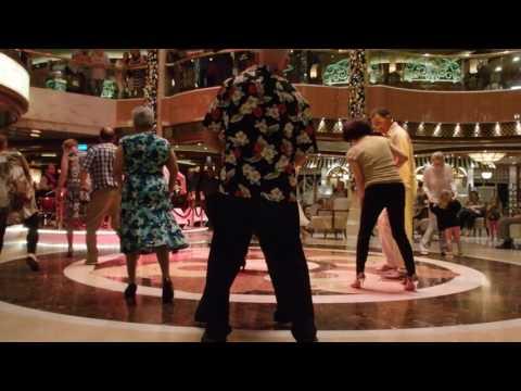 WCS Dancing on Regal Princess Dec 16Jan 17