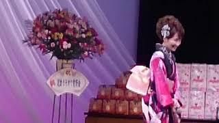 大沢桃子 すずらんの道 本人映像 カラオケ喫茶花歌の祭典