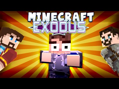 Minecraft - Exodus #3 - Cannot Unsee (Minecraft 1.8.4 Adventure Map)