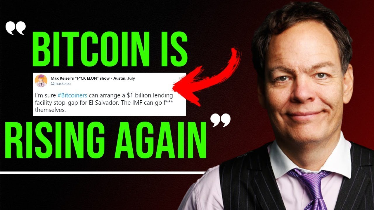 Where Will Bitcoin GO From Here - Max Keiser Discusses the Future Of Crypto & What Will Happen Next
