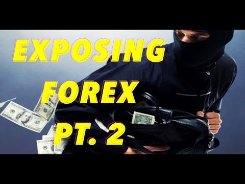 Exposing The Forex Lifestyle Pt  2 - No insurance in Forex - FOREX SCAM