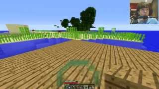 Minecraft Parallel island #8   االة التطوير