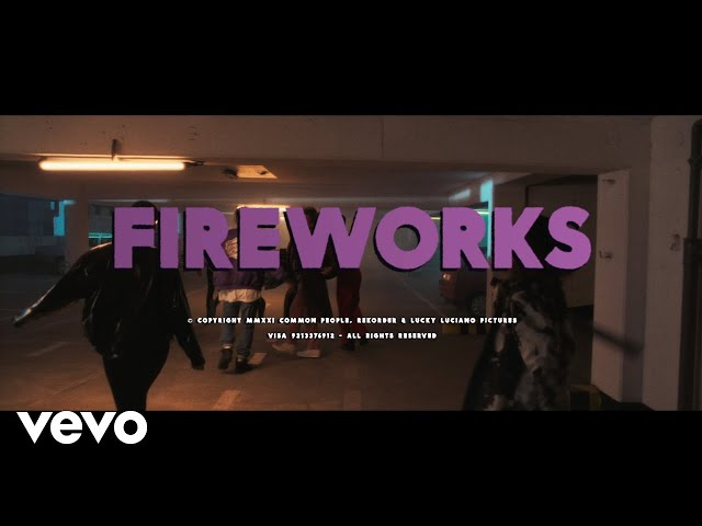 Purple Disco Machine - Fireworks (Ft. Moss Kena & The Knocks) - Official Video