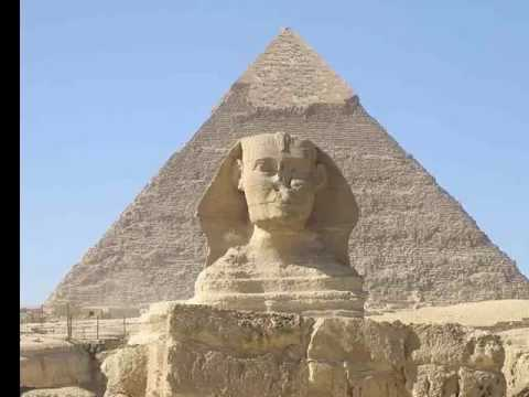 Pyramids Of Giza, Egypt | How Best Attractions Landmark Areas Looks Like | Location Pic Gallery
