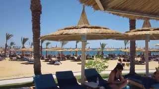 Отель Beach Albatros Resort 4* Египет, Хургада(Пляж, бассейн, аниматоры отеля Beach Albatros Resort 4* Египет, Хургада. Июль 2014. Снято камерой Panasonic HC-V730., 2014-08-06T07:47:50.000Z)
