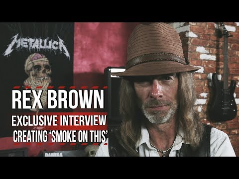 Rex Brown: How Pantera, the Beatles + More Inspired 'Smoke on This'