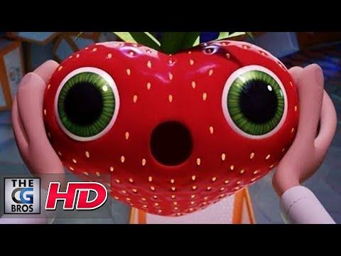 """CGI & VFX Showreels: """"Animation Reel""""- by In-Ah Roediger"""