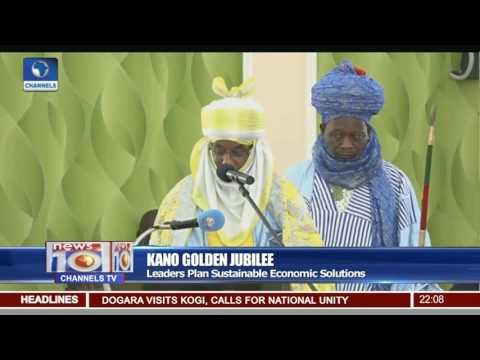 Kano Leaders Plan Sustainable Economic Solutions