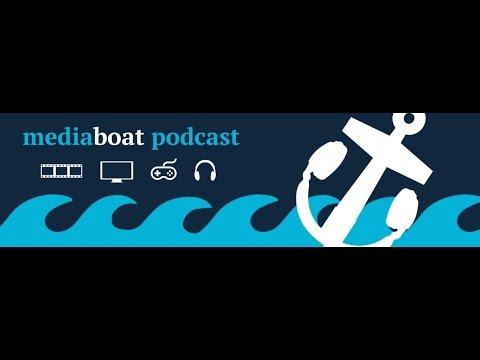Media Boat Live Stream - Ep. 105