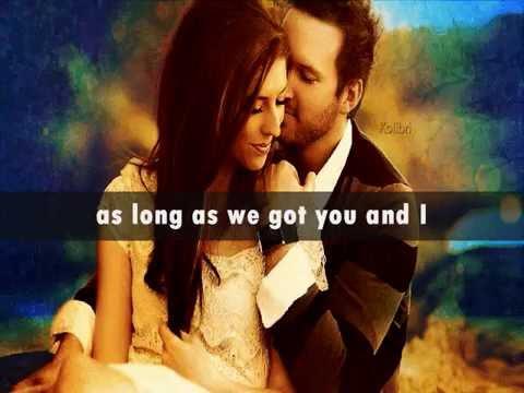 YOU AND I - (Lyrics)