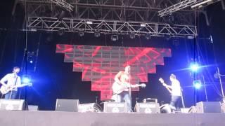 McEnroe - La cara noroeste (Directo @ Matadero, Madrid 20/6/2014)