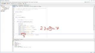 Арифметические операции | Видеоуроки по Java