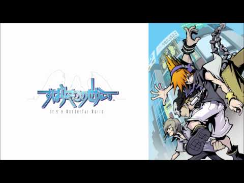 Hybrid ~ English Version ~ - HD - 07 - The World Ends With You OST