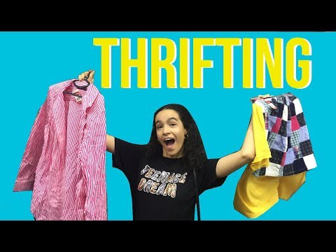 Thrifting with Pao | Episode 1 Your Videos on VIRAL CHOP VIDEOS