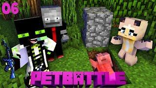 WIRD ER ÜBERLEBEN? ✿ Minecraft PetBattle #06 [Deutsch/HD]