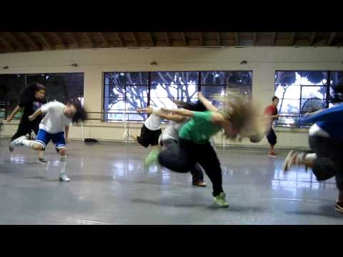 Funks SF Co.Class - BiBi Khalili & Glory Mendoza