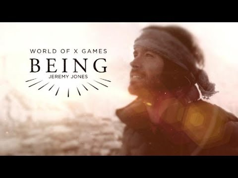 BEING: Jeremy Jones | X Games