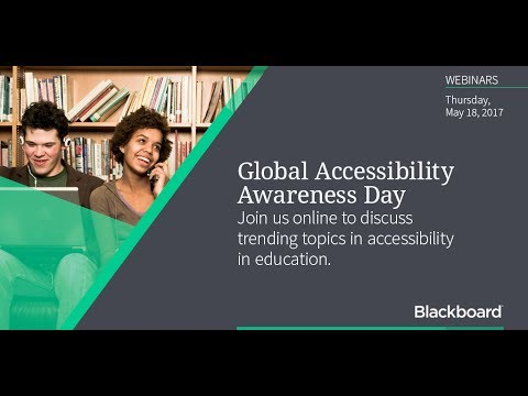 Creating a university policy around accessibility