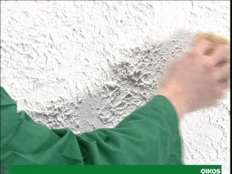 Marmora Lunare - come applicare la soluzione decorativa OIKOS
