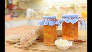 Şeftali Reçeli Nasıl Yapılır? Semen Öner - Yemek Tarifleri