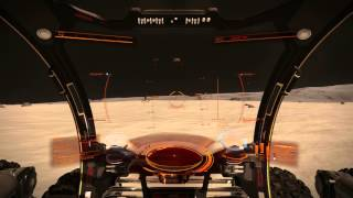 Things to do in Elite Dangerous Horizons: chase drone scrap