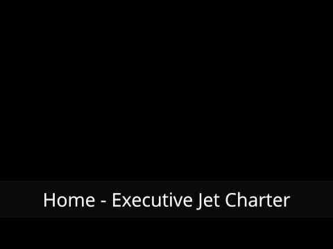 Home - Executive Jet Charter