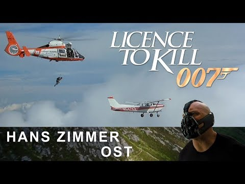 LICENCE TO KILL | Opening Sequence (with Hans Zimmer OST)