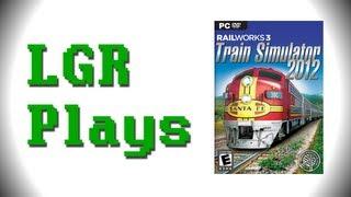 LGR Plays - Train Simulator 2012