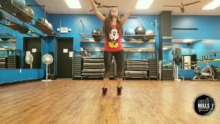 Me Voy - Rombai. Choreography by Vanessa M.