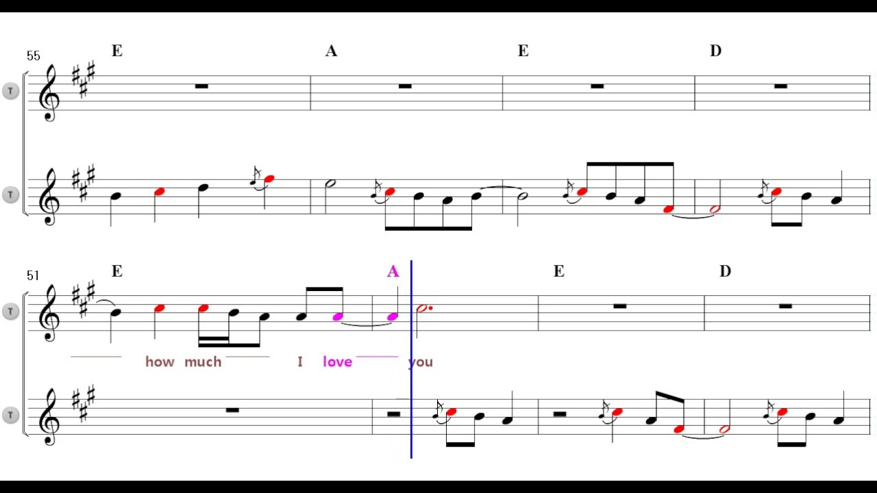 Wonderful Tonight - Bb Tenor/Soprano Sax Sheet Music [ ERIC CLAPTON ]