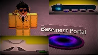 ROBLOX CLONE TYCOON HOW TO COMPLETE BOTH OF THE NEW QUESTS (BASEMENT)
