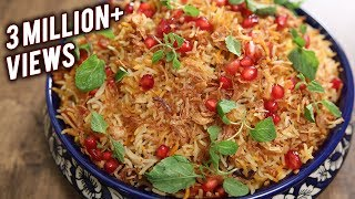 How To Make Vegetable Biryani | Easy Homemade Biryani Recipe | The Bombay Chef - Varun Inamdar