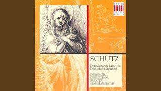 """""""Deutsches Magnificat"""", SWV 494: """"Meine Seele erhebt den Herren"""""""