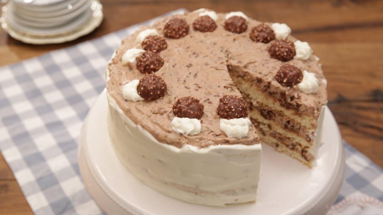 Buttercreme torte brigitte