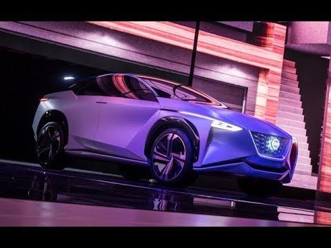 Tokyo Motor Show 2017 Nissan Press Briefing