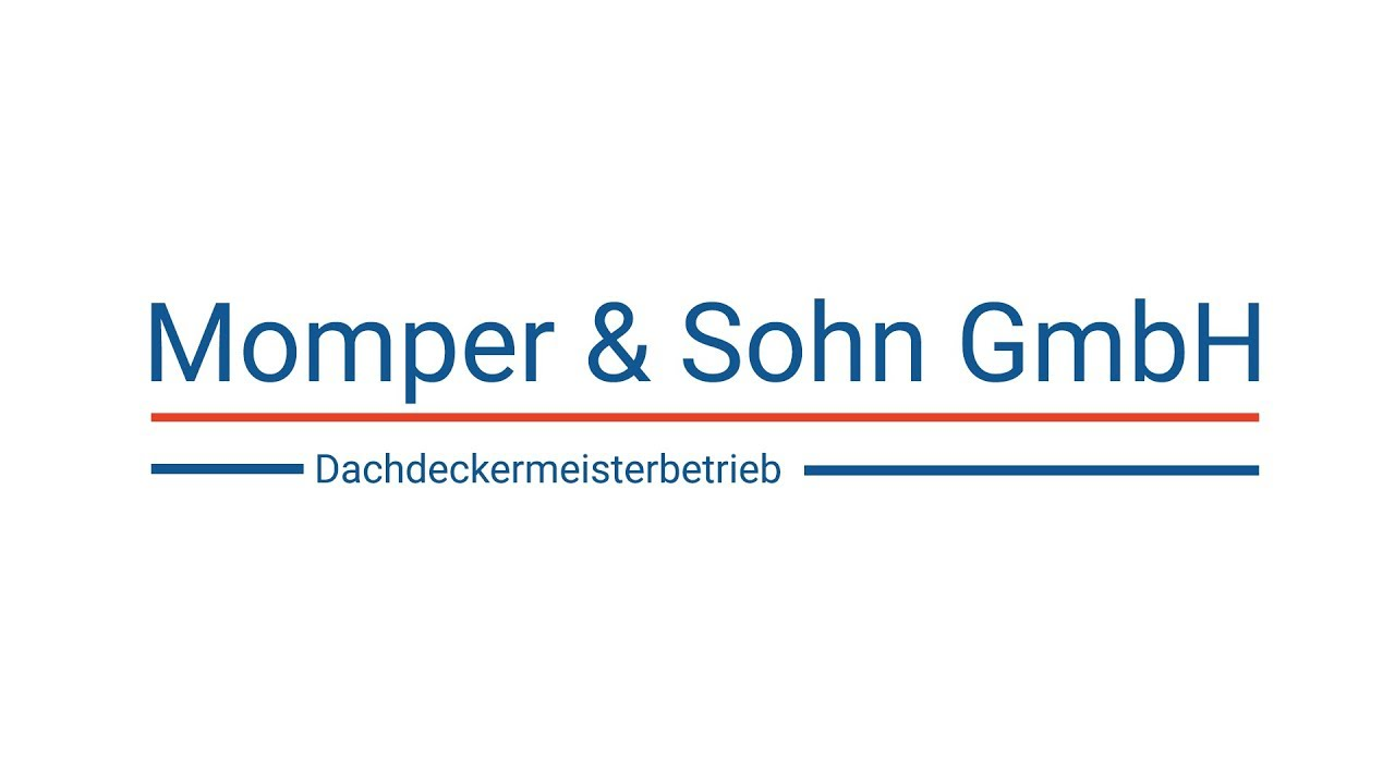 momper sohn gmbh dachdecker in bonn youtube. Black Bedroom Furniture Sets. Home Design Ideas