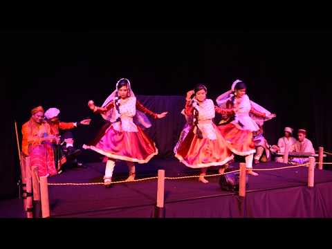Ritipurna performed Classical Dance in Historical Play