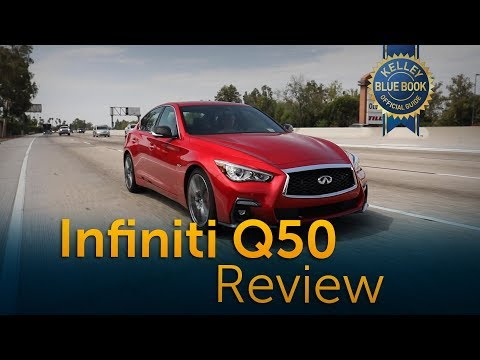 2018 Infiniti Q50 – Review & Road Test