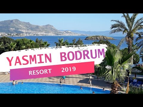 Yasmin Bodrum Resort. Обзор отеля Yasmin Bodrum Resort в Турции
