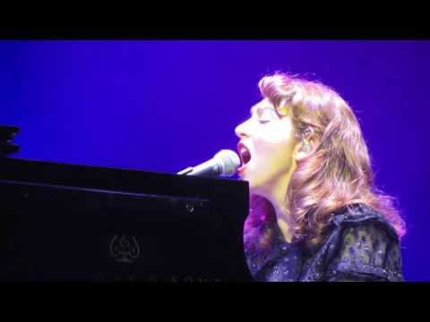 Regina Spektor ~ FIDELITY ~ live @New Fall Festival Düsseldorf, Germany 28 October 2016