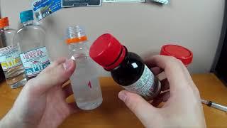 Как сделать жидкость для электронных сигарет своими руками?