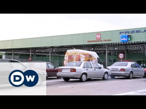Kaliningrad: visa-free border traffic suspended | Made in Germany