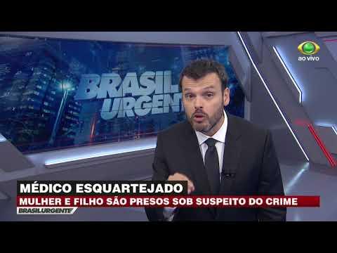 Médico é encontrado esquartejado em Recife