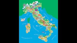 Italy | Italian Geography | Geography Facts Eu