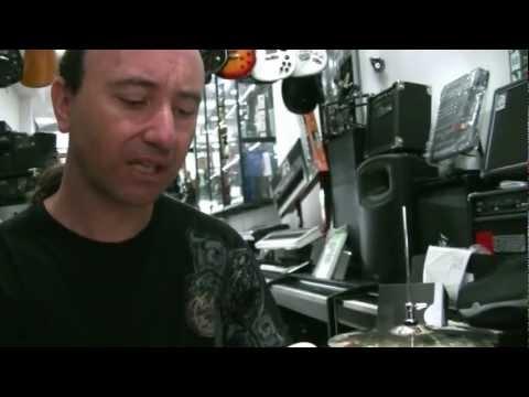 Jo Jo Mayer - Perfect Balance / Sonor - Review Walter Ariel Baum