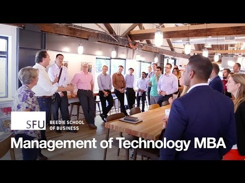Management of Technology MBA Study Tour 2016: Seattle